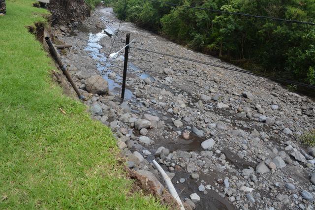 Paea : La commune veut rétablir l'eau courante d'ici une semaine