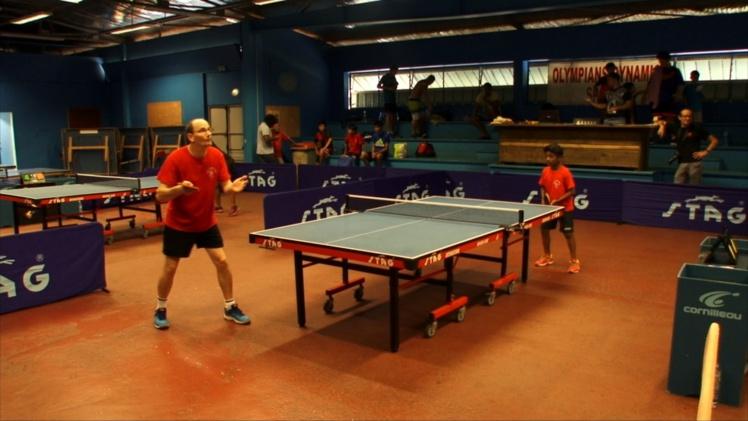 Tennis de table « Critérium Fédéral » : Grégory Chemet prend les commandes
