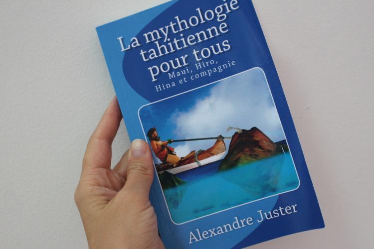 """La Mythologie tahitienne pour tous : """"Ces récits ont, pour la plupart, tous existé !"""""""