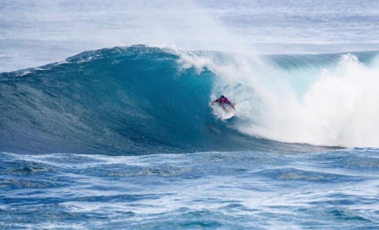 Surf Pro – Sunset Open : Taumata Puhetini accède au Top 100 WQS