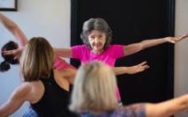 Tao, doyenne mondiale du yoga et modèle de longévité