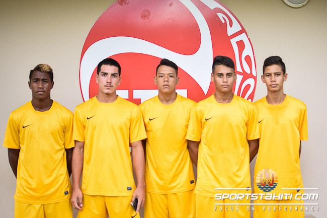 Qualif. Coupe du Monde U17 : Présentation du milieu de terrain des Tama Ura !