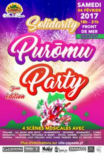 """La """"Poromu Party"""" reportée au 4 février"""