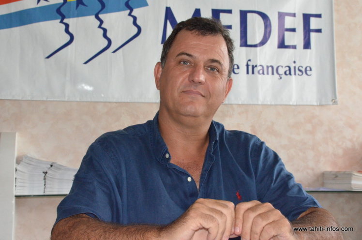 """Le Medef souhaiterait aussi """"faciliter l'accès des entreprises aux fonds européens avec le soutien du ministère des Outre-mer""""."""