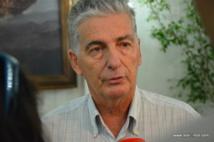Jacques Raynal, ministre des Solidarités et de la Santé.
