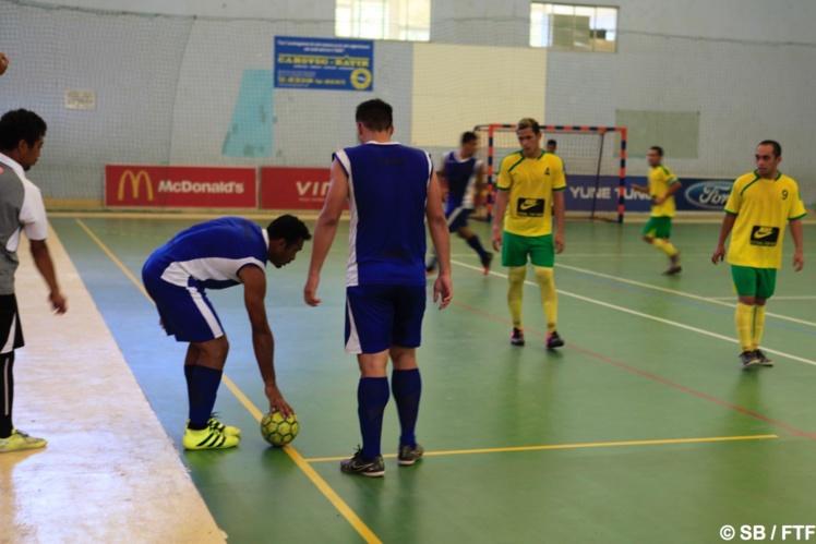 Le futsal représente environ 5 500 licenciés en Polynésie