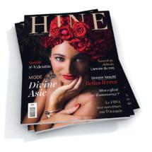 Votre Hine Magazine de février est arrivé !