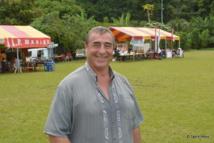 Philippe Jodry, principal du collège de Arue