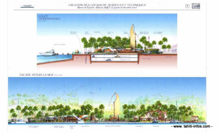 720 millions de francs pour réaménager l'esplanade Jacques Chirac