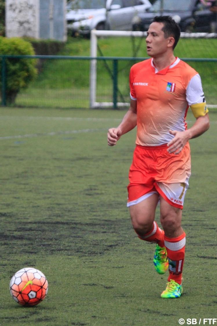 Football – Focus : Raimana Li, une « star » plutôt discrète