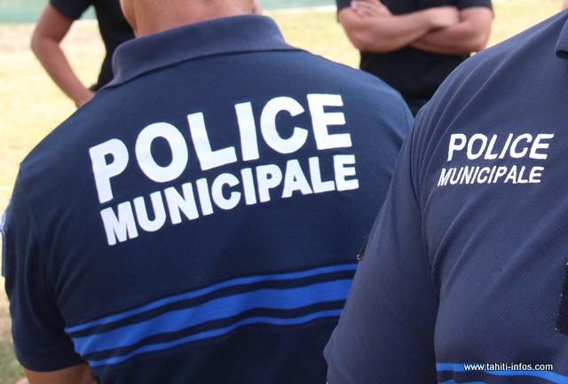 Une formation au Tonfa pour les policiers des Australes
