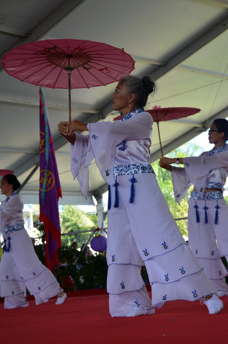 La journée culturelle chinoise placée sous le signe de la solidarité