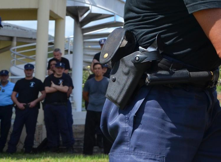 L'arme de service volée à un gendarme a été récupérée