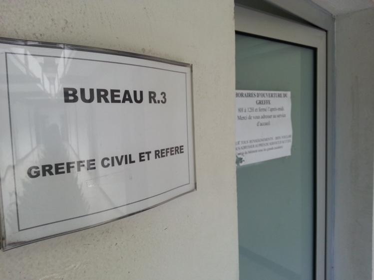 Le parquet a requis 2 ans de prison ferme contre l'ancienne greffière de la cour d'appel aujourd'hui radiée. Délibéré en avril. (Illustration)