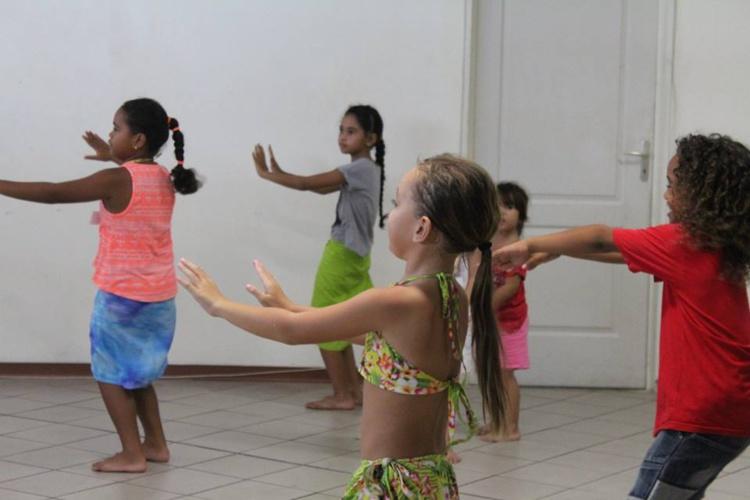 La Maison de la culture souhaite valoriser le reo tahiti en proposant aux enfants de  découvrir un pan de leur culture.