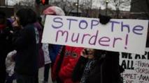 Los Angeles paiera 1,5 million de dollars aux parents d'un Noir tué par la police