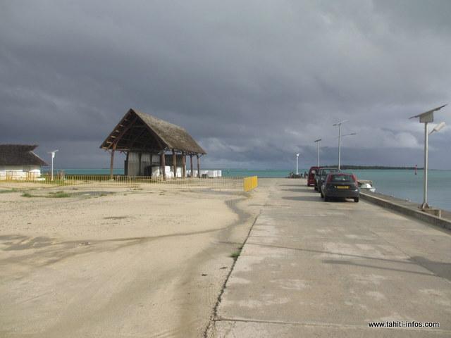 Les habitants de Maupiti se sentent pénalisés en termes de transport.
