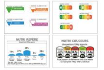 """Nouvel étiquetage nutritionnel: pas de """"pertinence"""" démontrée pour la santé"""