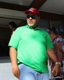 Cyril Tetuanui condamné à de la prison ferme