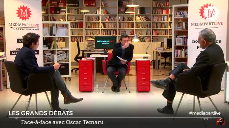 """Présidentielle : """"Je ferai une déclaration de souveraineté"""", annonce Oscar Temaru à Mediapart"""