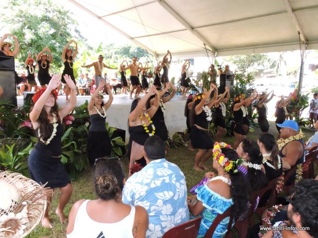 """La filière de """"reo mā'ohi"""" organise depuis 8 ans, la journée polynésienne à l'UPF."""