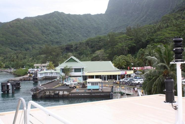 Vaiare : Moorea de nouveau consulté pour l'extension de la marina