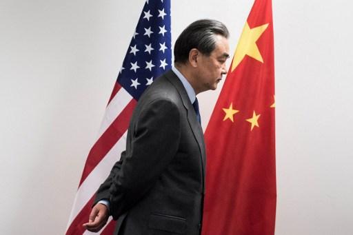 """La Chine se dit """"prête"""" à travailler avec les USA, lors d'une première rencontre au G20"""