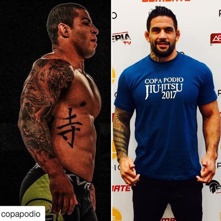 Jiu Jitsu Brésilien – Copa Podio : Dany Gérard gagne contre le colosse « Mamute »