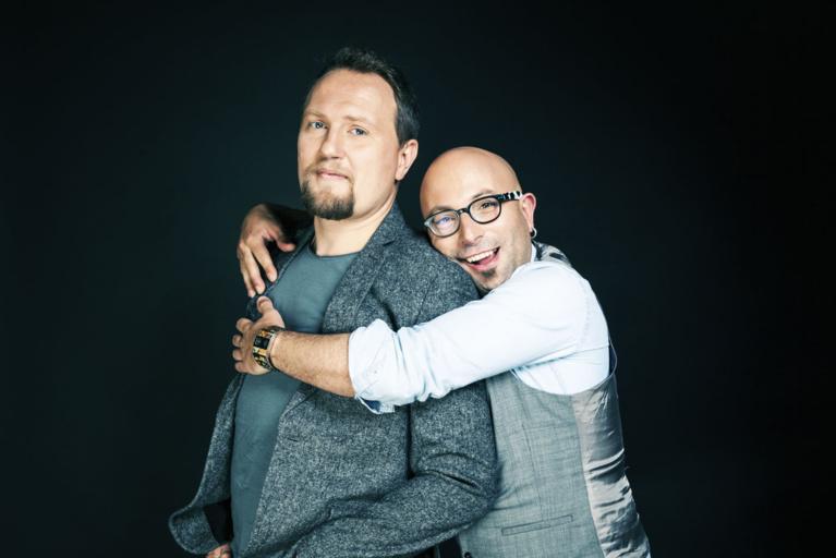 Oldelaf & Alain Berthier