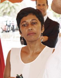 """Présentation du projet de """"bouclage 90 000 volts"""" à la ministre des Outre-mer"""