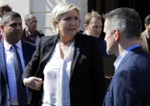 Marine Le Pen achève sa visite au Liban sur une polémique