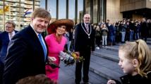 Pays-Bas: le roi convie pour ses 50 ans ceux nés le même jour que lui