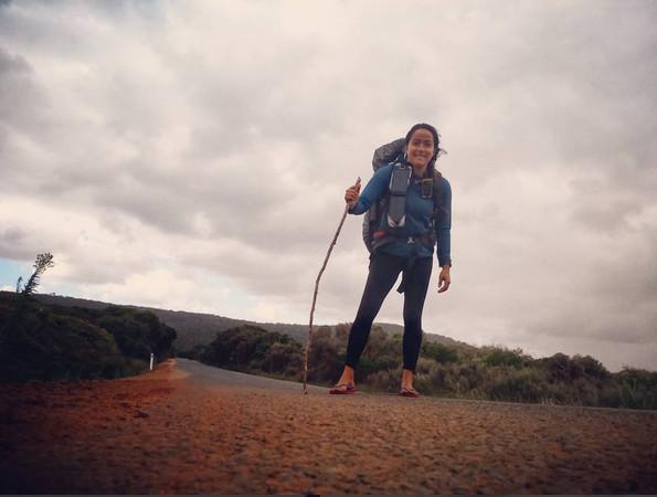 Charlotte Genton a grandi à Moorea où ses parents, Bernard et Maite, tenaient la Maison de la nature, au fond de la vallée de Vaianae.
