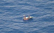Pacifique: des naufragés sauvés après près d'un mois de dérive