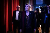 Assistants FN au Parlement européen: une proche de Marine Le Pen mise en examen
