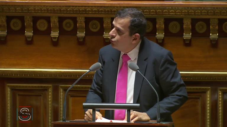 Le sénateur Philippe Kaltenbach, englué depuis 2010 dans une affaire de corruption présumée.
