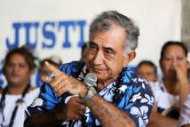 Présidentielle : Oscar Temaru affirme disposer de ses parrainages