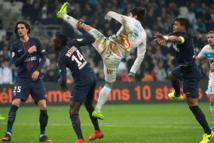 Ligue 1 - Paris SG piétine Marseille et talonne Monaco