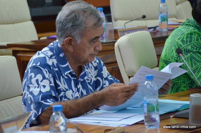 S'il bénéficie actuellement de 988 promesses de parrainage, le candidat Oscar Temaru ne saura que le 17 mars prochain si ces promesses ont été converties en au moins 500 présentations officielles déclarées au Conseil constitutionnel.
