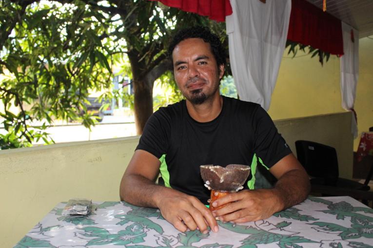 Heato le président du comité du tourisme de Ua pou.