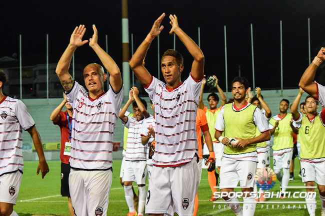 Football : Central Sport régale face à Madang pour son 1er match en O-League