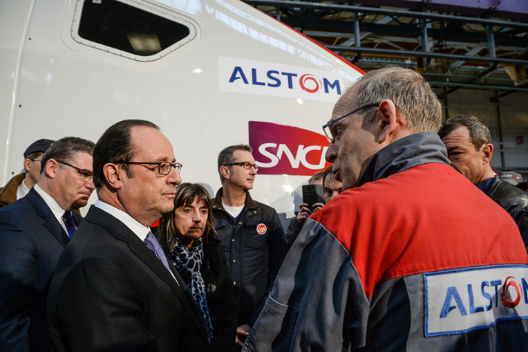 Hollande inaugure la LGV Tours-Bordeaux, mise en service en juillet
