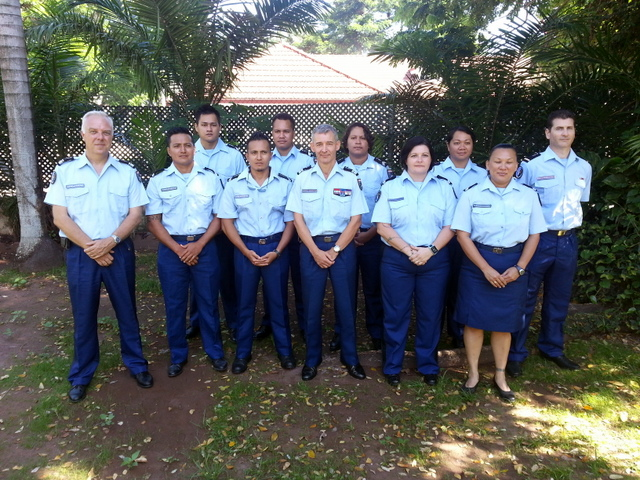 Gendarmerie : Dix nouveaux officiers de police judiciaire reçoivent leur insigne