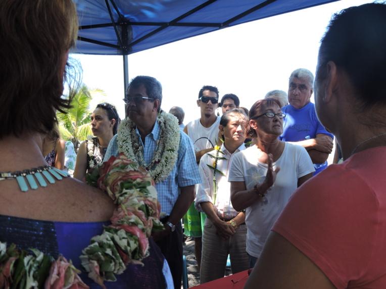 Ingrid Leboucher, vice-présidente de la Fédération de surf, s'est dite « satisfaite » par le projet. Aujourd'hui, la fédération de surf réalise ses formations dans l'agglomération urbaine.