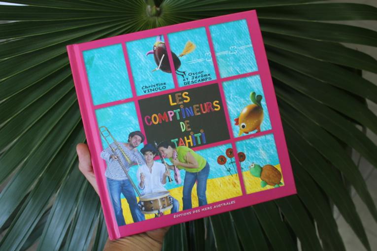 Les Comptineurs de Tahiti signent un sixième album