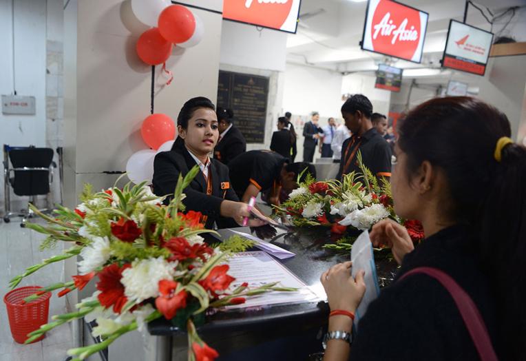 Un vol autour du monde 100% femmes pour Air India