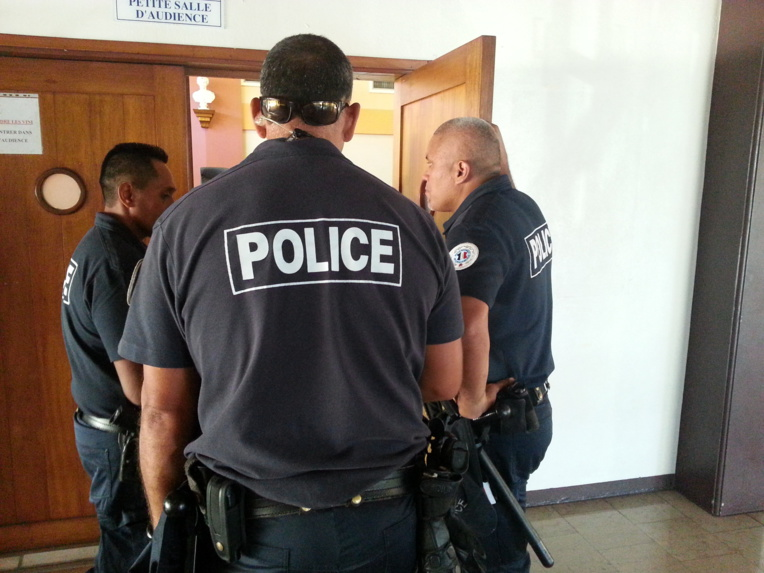 Papeete : Un SDF attrapé en flagrant délit de vol
