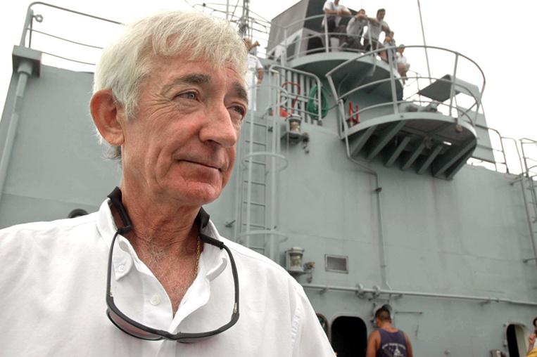 Nouvelle-Calédonie : disparition en mer d'un chercheur d'épaves