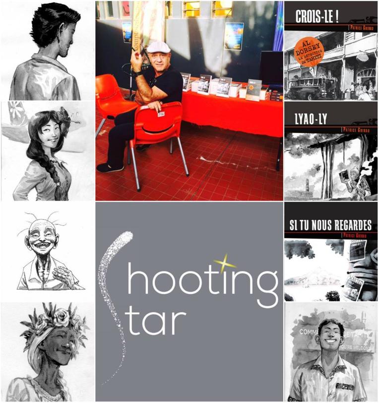 Tea Time Littéraire : l'occasion d'une rencontre avec Patrice Guirao et Al Dorsey