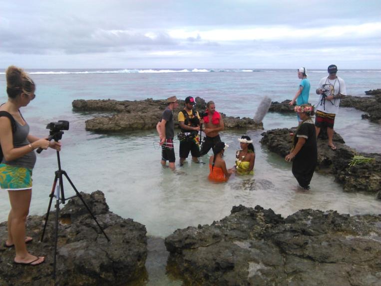 """""""Te Toto"""" a été tourné essentiellement à Moorea, mais également à Tahiti et Tikehau."""